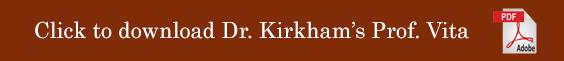 george-kirkham-prof-vita-copy